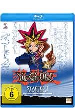 Yu-Gi-Oh! - Staffel 1.2/Episode 26-49 [Blu-ray]
