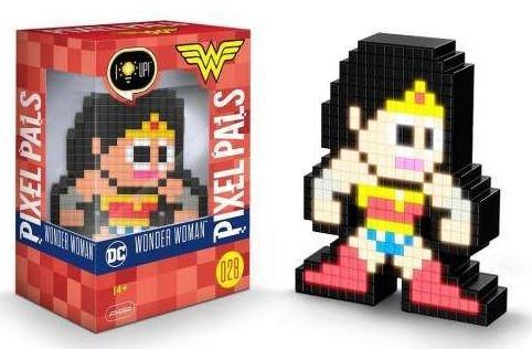 Pixel Pals - Wonder Woman