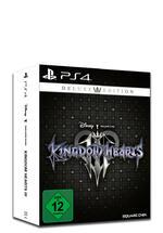 Kingdom Hearts III Deluxe Edition