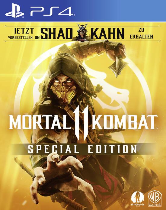Mortal Kombat 11 Special Edition (100% UNCUT)