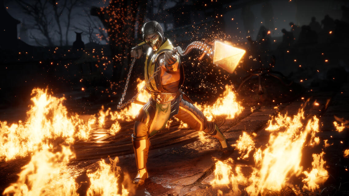 Mortal Kombat 11 Screenshot
