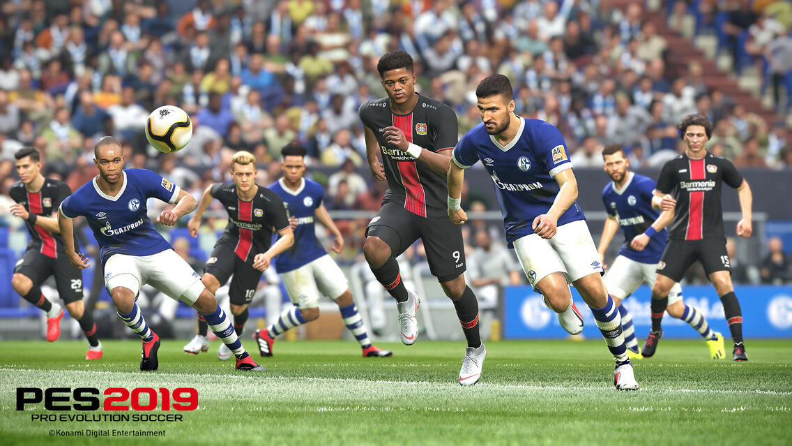 PES 2019 Screenshot