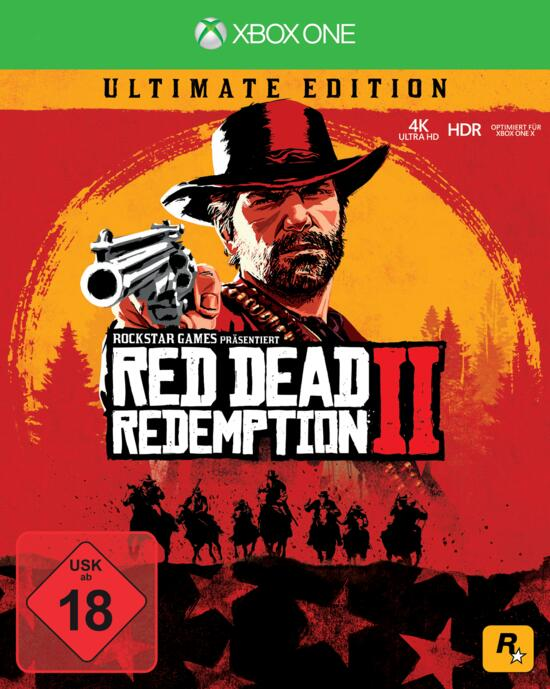 Red Dead Redemption 2 : Ultimate Edition