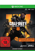 Call of Duty: Black Ops 4 Specialist Edition (inkl. Private Beta-Code)