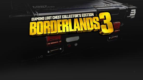 Borderlands 3 Collector's Edition (ohne Spiel)