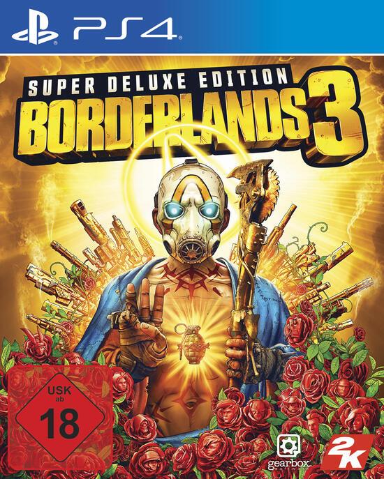 Borderlands 3 Super Deluxe Edition