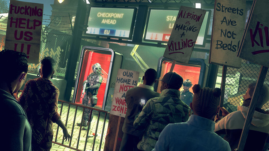 Watch Dogs Legion Screenshot