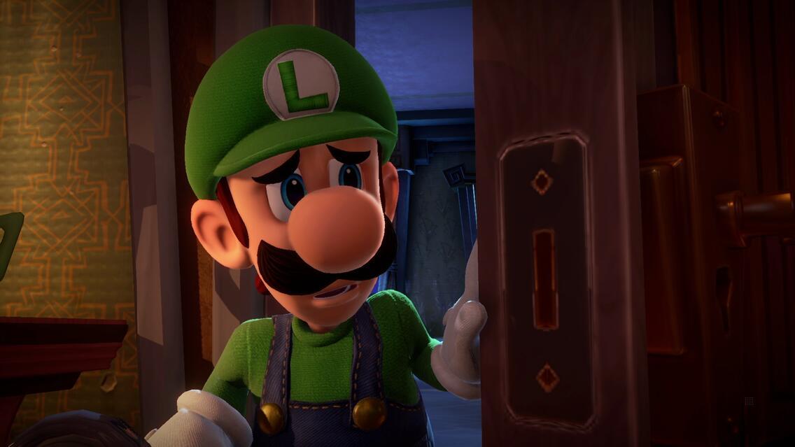Luigis Mansion 3 Screenshot