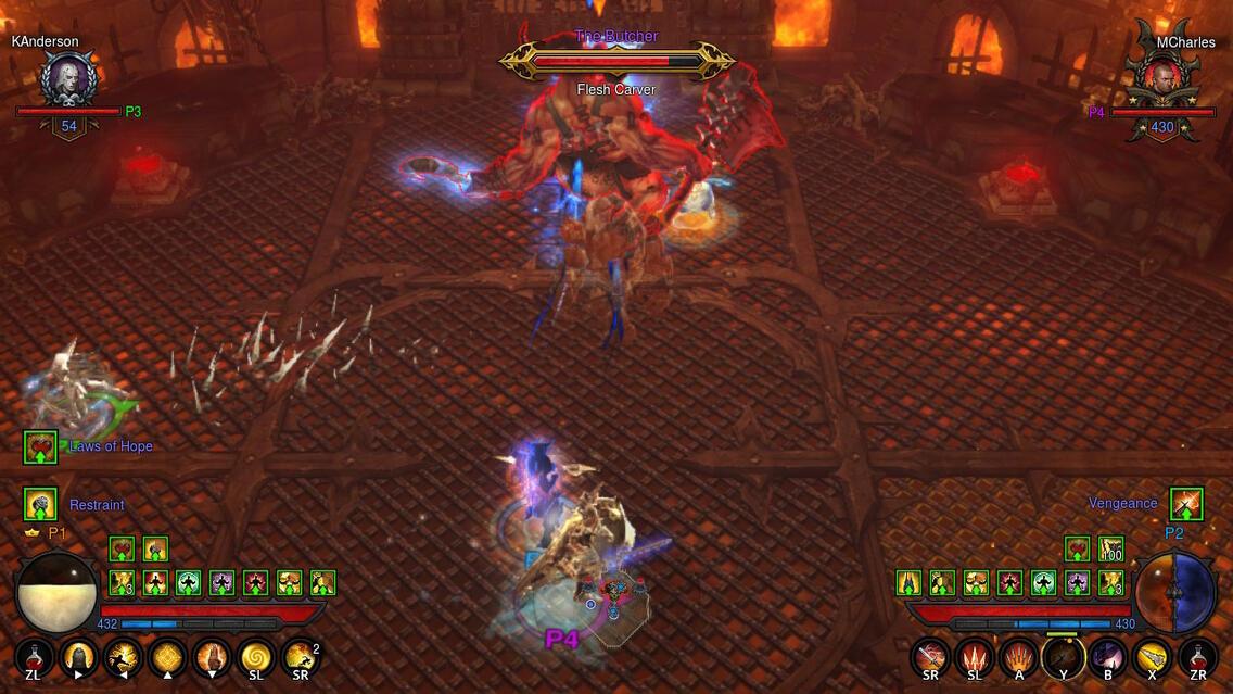 Diablo III Eternal Collection Screenshot