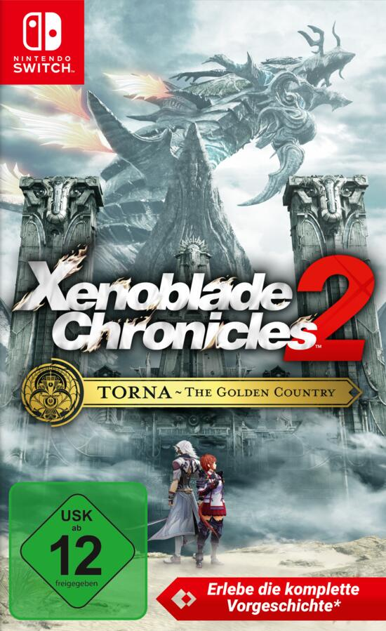 Xenoblade Chronicles 2: Torna The Golden Country