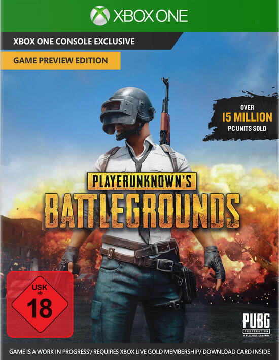 Playerunknown's Battleground - Game Preview Edition