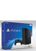 PlayStation 4 Pro 1TB Konsole