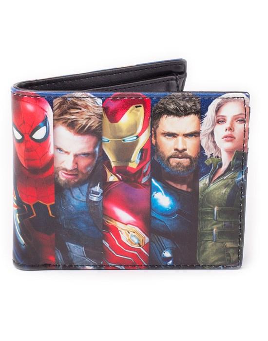 Marvel Avengers - Portemonnaie Infinity War