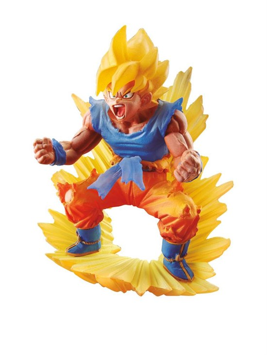 Dragon Ball Z - Figur Son Goku