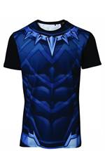 Marvel Black Panther - T-Shirt (Größe L)