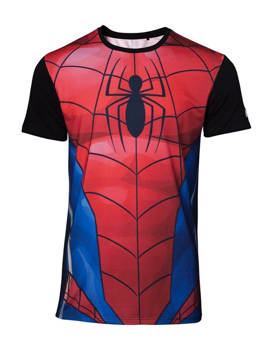 Marvel Spider-Man - T-Shirt Print (Größe L)