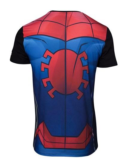 Marvel Spider-Man - T-Shirt Print (Größe XXL)