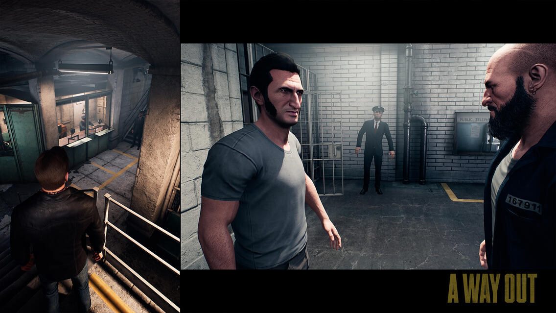A Way Out Gamestopde