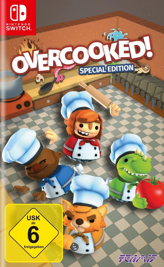 Overcooked - Special Edition