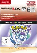 Pokémon Crystal Edition [Code-DE]