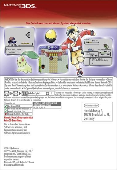 Pokémon Crystal Edition [Code-DE]