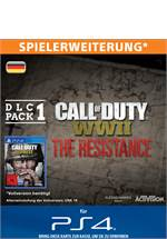 Call of Duty: WWII The Resistance (Spielerweiterung)  [Code - DE]
