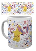 Pokémon - Tasse Valentinstag Choose you