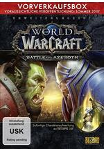 World of Warcraft - Battle for Azeroth PreOrder Box