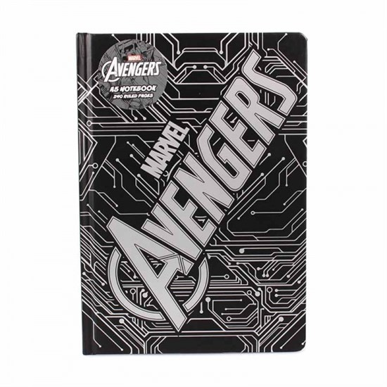 Marvel Infinity War - Notizbuch