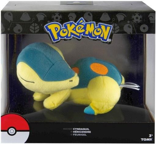 Pokémon - Plüschfigur Feurigel schlafend
