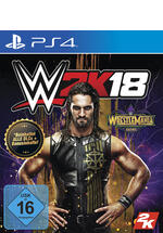 WWE 2K18 Wrestlemania Edition