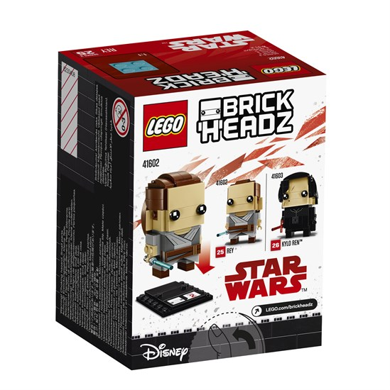 LEGO® BrickHeadz Star Wars Rey - 41602
