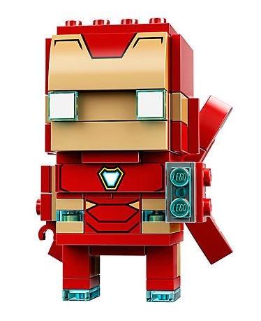 LEGO® BrickHeadz Marvel Iron Man MK 50 - 41604