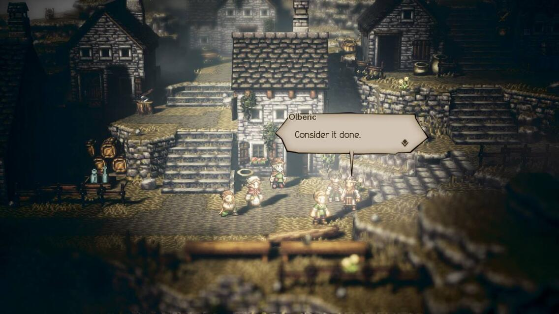 Octopath Traveler Limited Edition