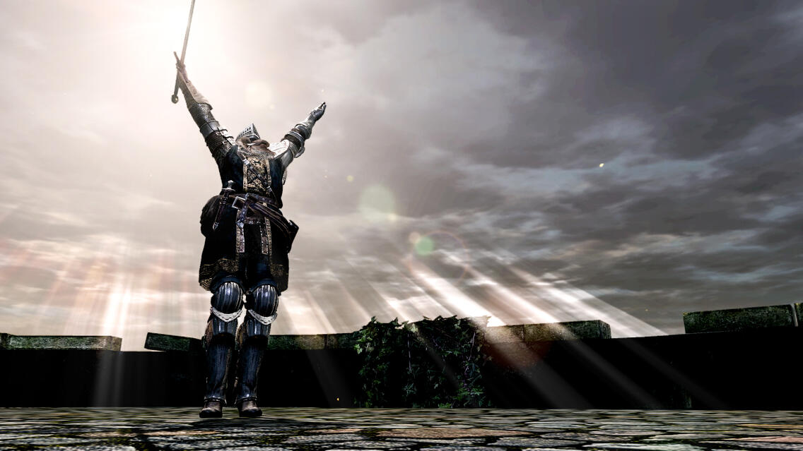 amiibo Figur Dark Souls Solaire von Astora