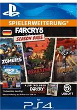 Far Cry 5 Seasonpass (Spielerweiterung) [Code-DE]