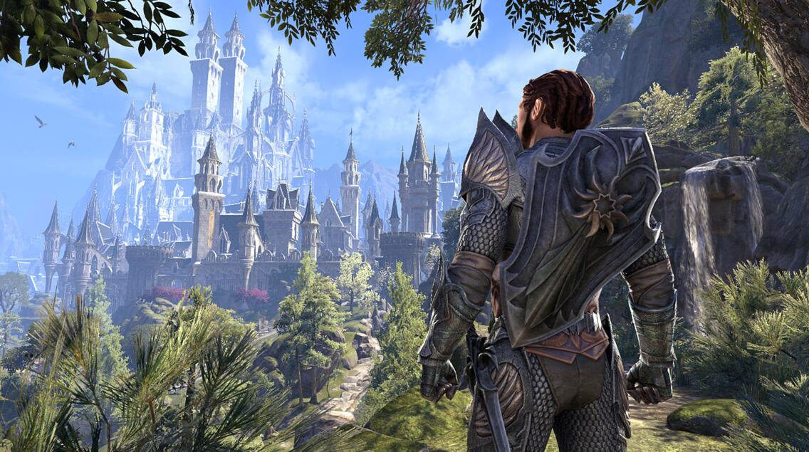 The Elder Scrolls Online: Summerset Screenshot