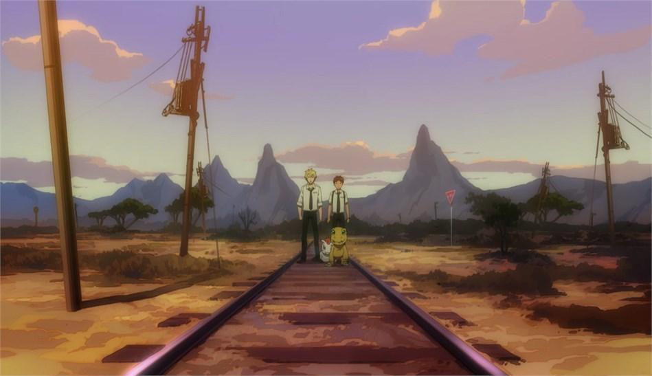 Digimon Adventure tri. Chapter 4 - Lost (DVD)