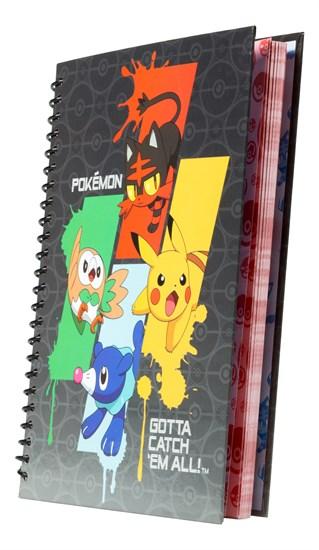 Pokémon - Notizbuch Gotta Catch Em All
