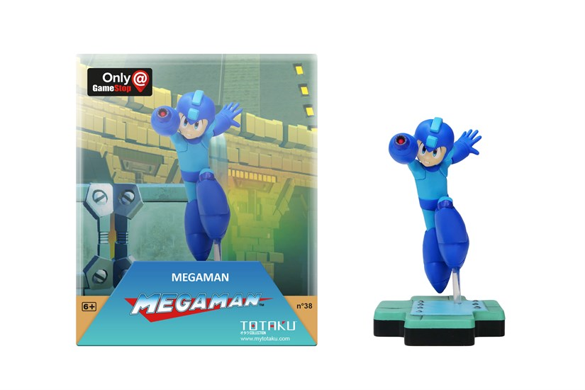 Mega Man - Figur TOTAKU™ Collection