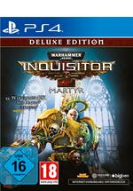Warhammer 40.000: Inquisitor - Martyr Deluxe Edition