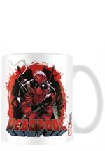 Deadpool - Tasse Smoking Gun