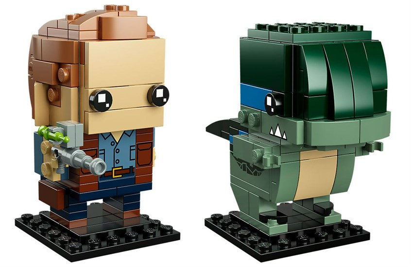 LEGO® BrickHeadz Owen & Blue - 41614