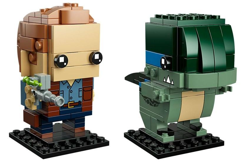 LEGO® BrickHeadz Owen & Blue - 41614