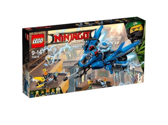 LEGO® Ninjago - Jay's Jet-Blitz - 70614
