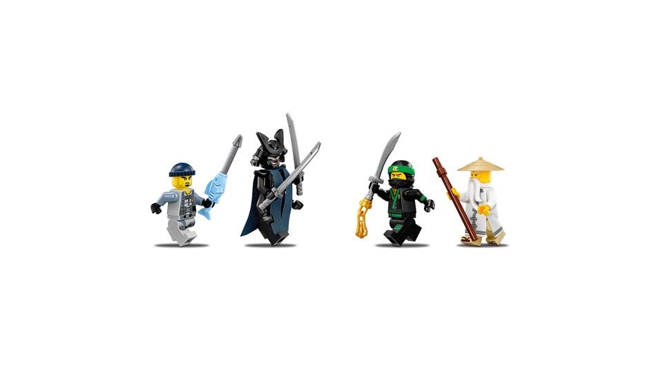 LEGO® Ninjago - Mech-Drache des Grünen Ninja - 70612