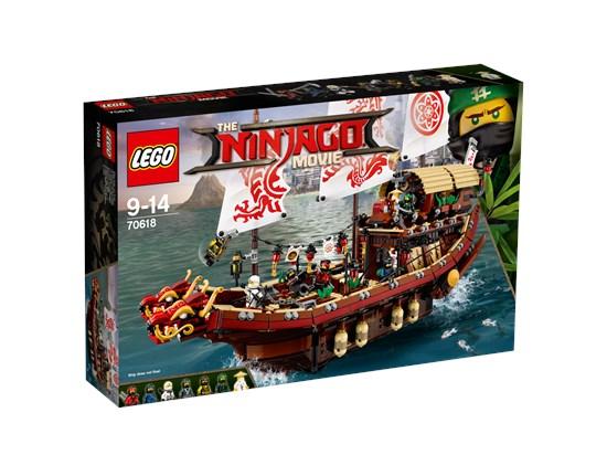 LEGO® Ninjago - Ninja-Flugsegler - 70618