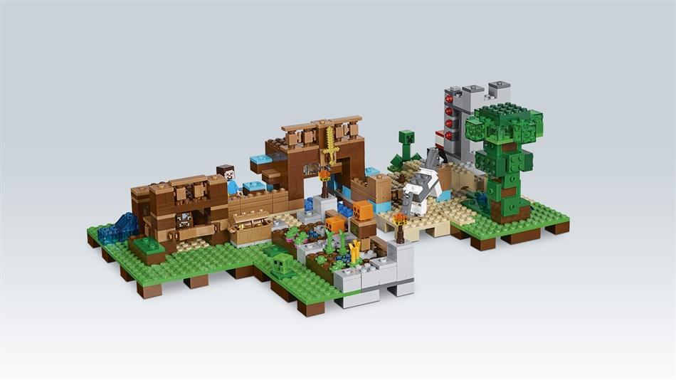 LEGO® Minecraft - Die Crafting-Box 2.0 - 21135