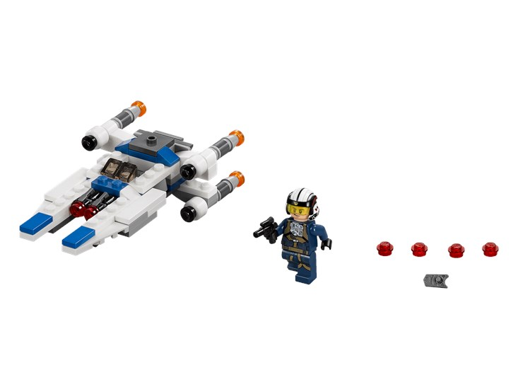 LEGO® Star Wars™- U-Wing™ Microfighter - 75160