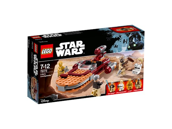 LEGO® Star Wars™- Luke's Landspeeder™ - 75173